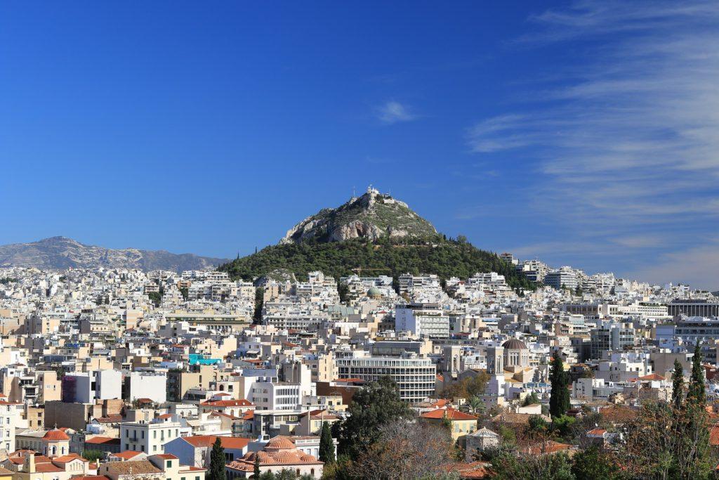 Афины, акрополь, ограничения