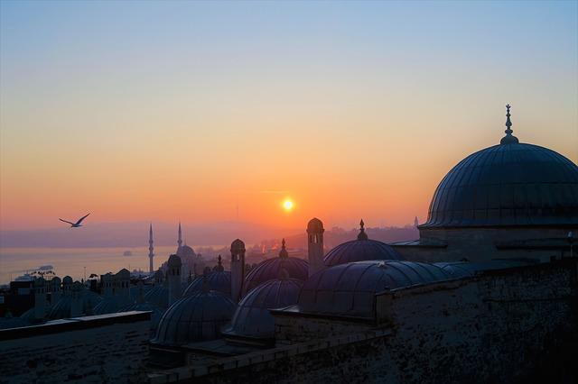 Места для отдыха в Турции