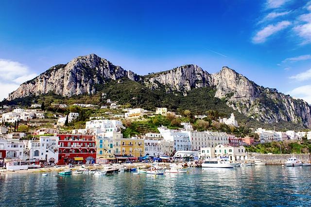 Оздоровительный отдых на острове Капри — Grand Hotel Quisisana (Италия)