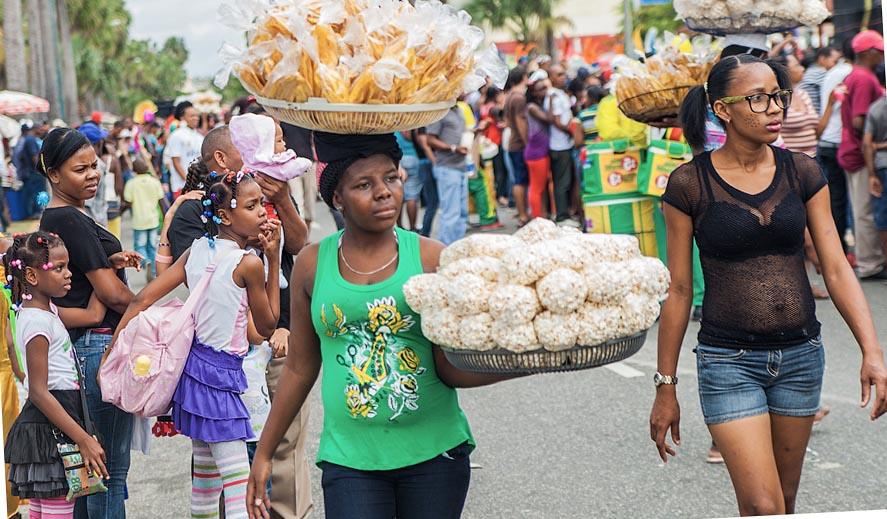 Доминикана, жители, карнавал