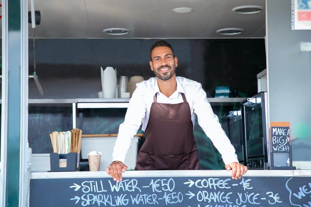 доминикана, местный житель, ресепшен, кафе