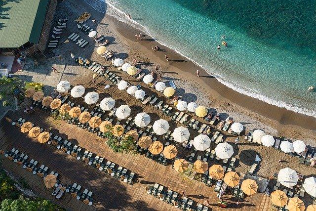 Алания, Турция, отдых, пляж