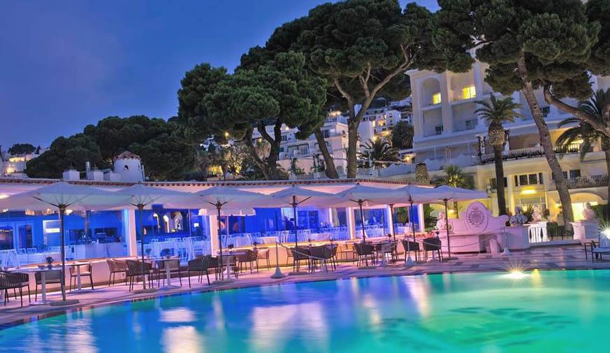 Оздоровительный отдых на острове Капри - Grand Hotel Quisisana (Италия)