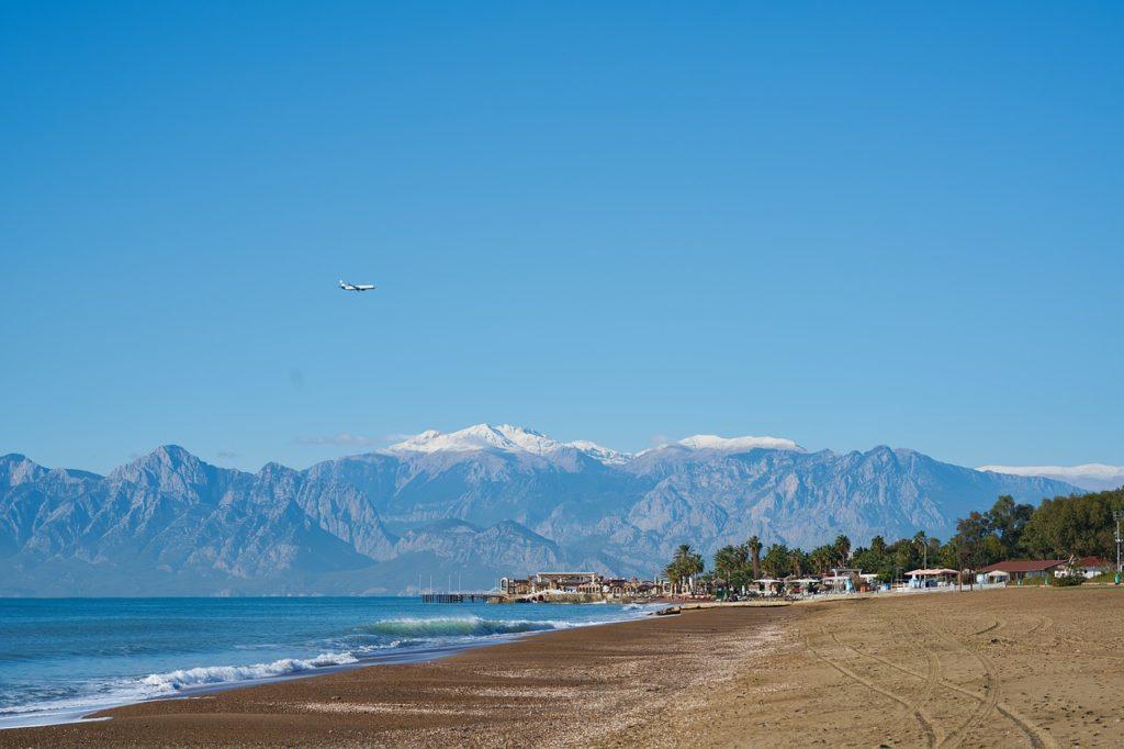 Анталья, отдых на море, пляж, горы