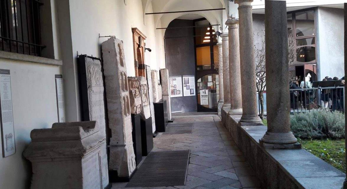 Достопримечательности Италии: Археологический музей Милана