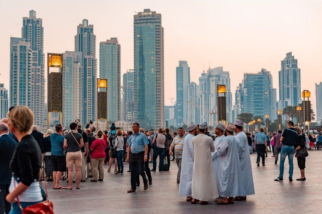 Коренные жители ОАЭ, арабы, туризм, путешествия