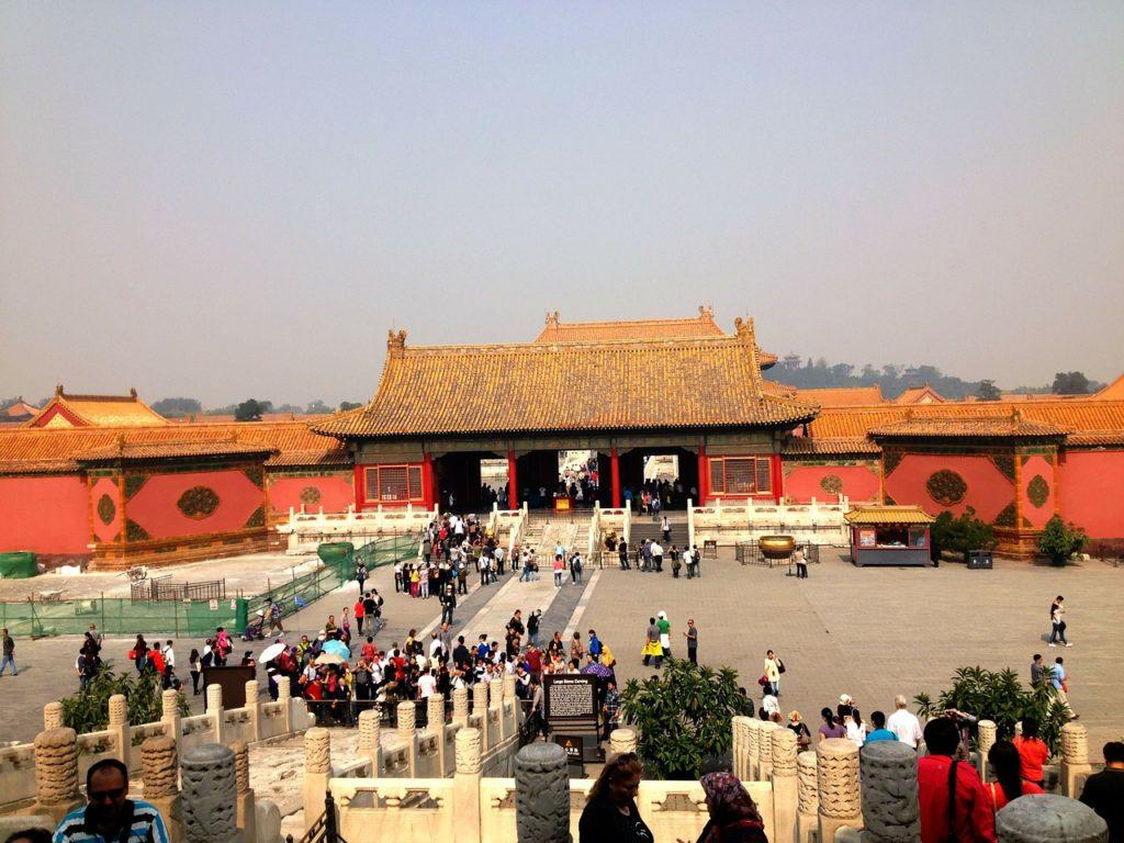 Пекин, дворец, экскурсии, Китай