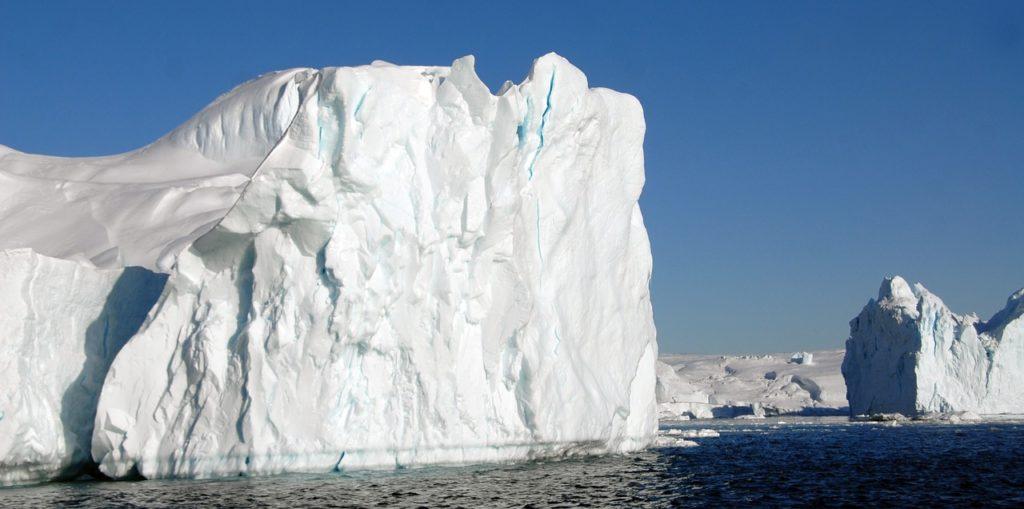 Гренландия, лед, айсберг, айсберги могут исчезнуть