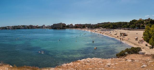 Майорка, острова в средиземном море,