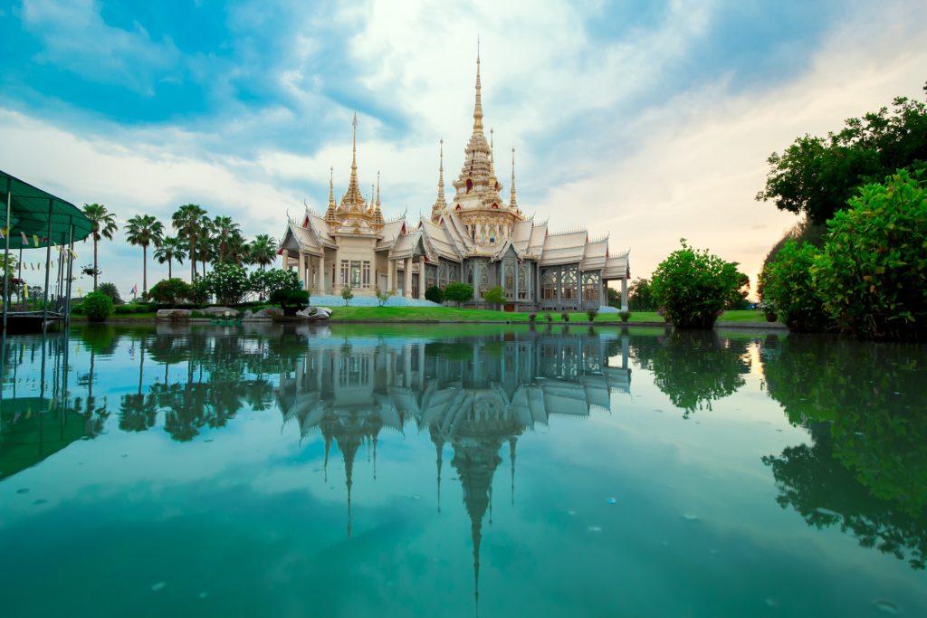 Тайланд, церковь, отпуск, путешествие
