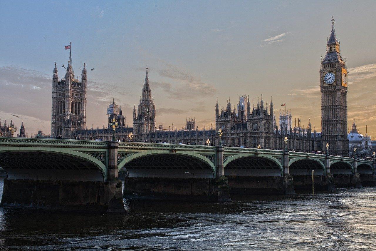 Путешествие в Великобритании