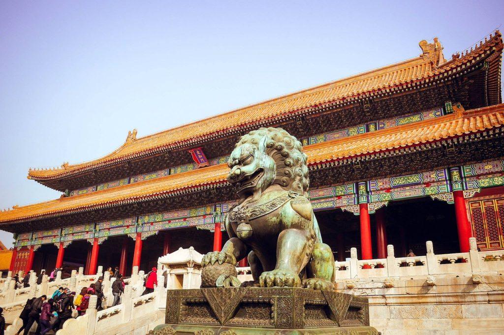 Пекин, запретный город, достопримечательности Китая, Китай