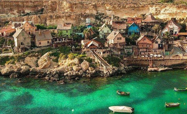 Мальта, остров, Папай