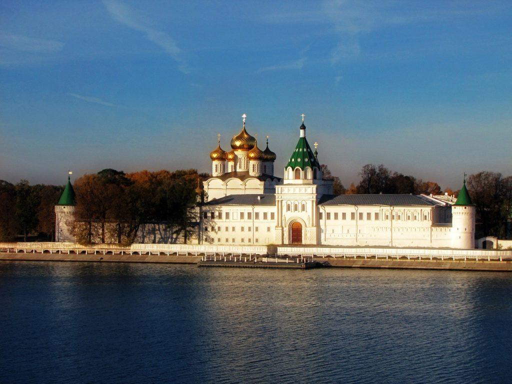 россия,кострома,история,архитектура,религия,монастырь,ипатьевский монастырь