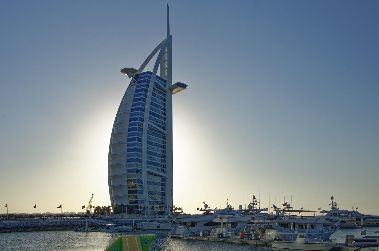 Город Дубай для туризма