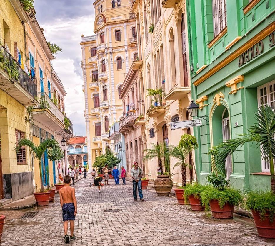 Отдых на Кубе-достопримечательности Гаваны