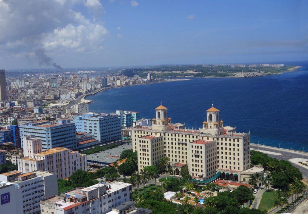 Гавана, столица Кубы, отдых на Кубе